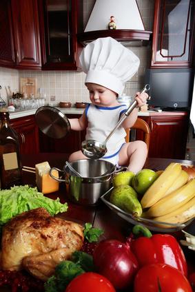 Que faire à manger pour les enfants ?