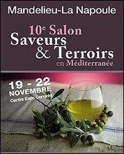Salon Saveurs et Terroirs en Mediterranée