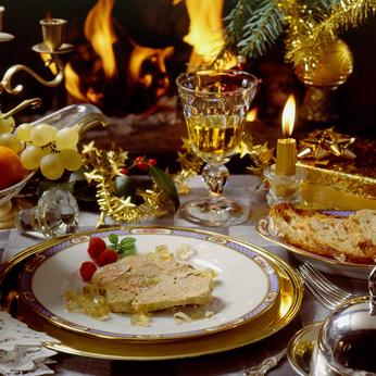 Les fêtes approchent, les bons repas aussi