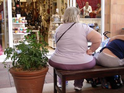 L'obésité est source de pollution pour soi