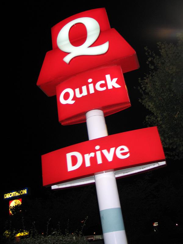 Revirement : le Quick est bien coupable !
