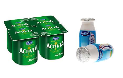 Actimel / Activia : Il ne faut plus y croire !