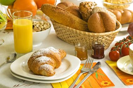 Petit déjeuner et perte de poids