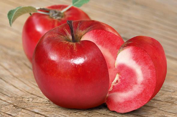 Redlove : la pomme rouge pleine d'antioxydants