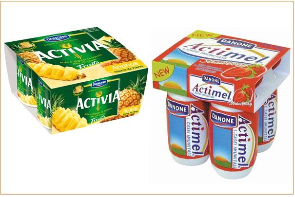 HOAX : Activia / Actimel