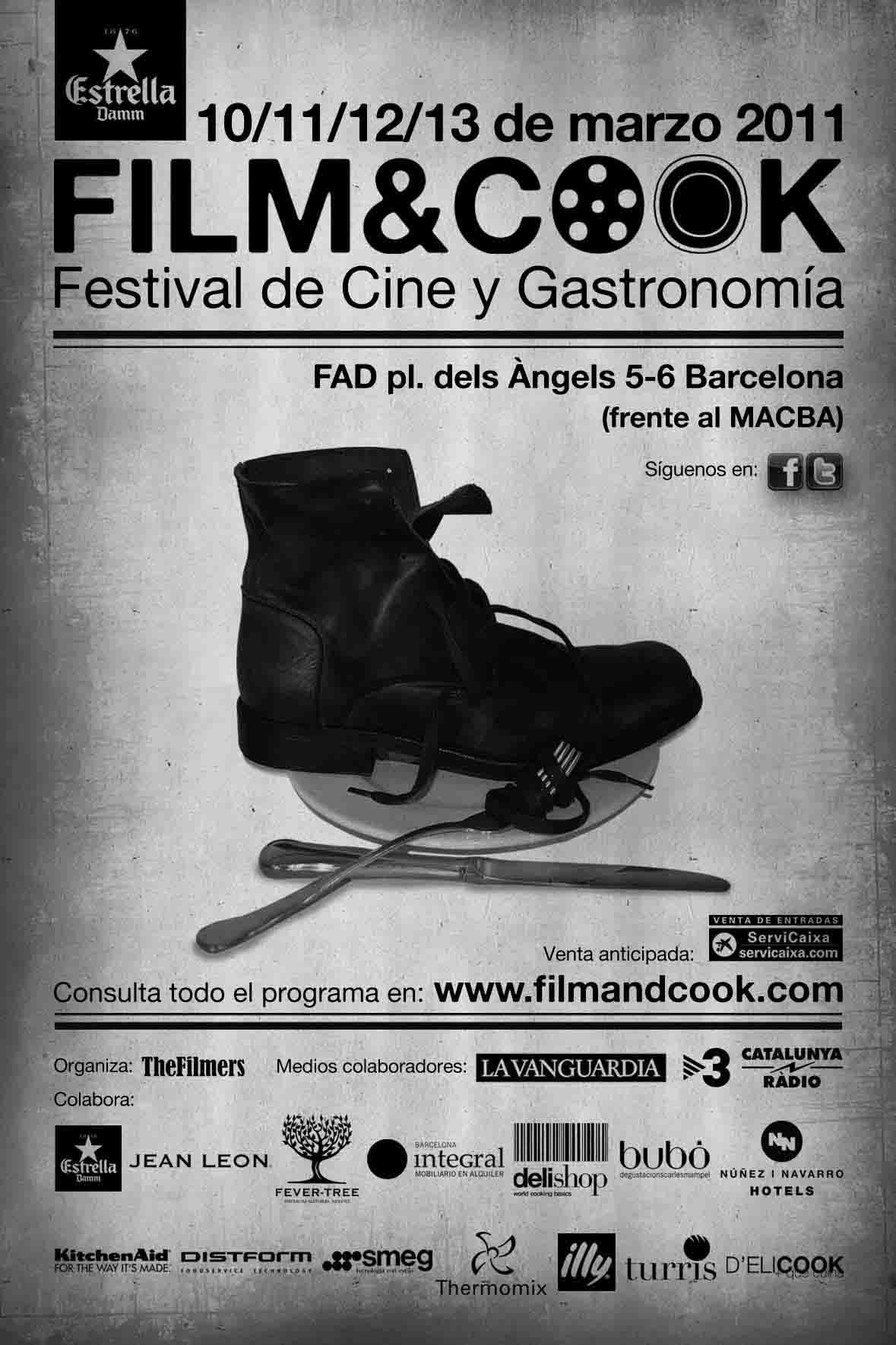 Un festival de Cinéma et de Gastronomie !