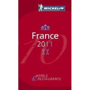 Guide Michelin 2011 !