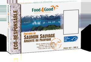 Food4Good, du poisson éco-certifié !