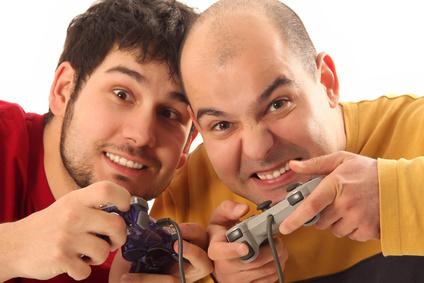 Jeux vidéo : attention à la prise de poids !