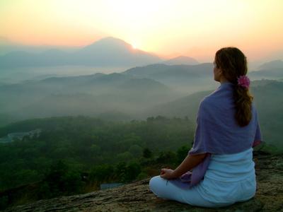 La méditation au secours des ballonnements abdominaux…