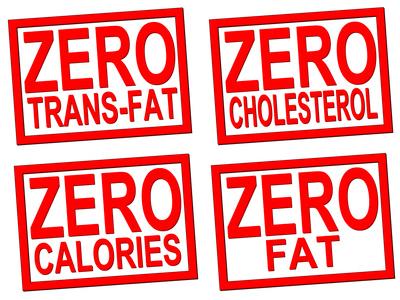 Les aliments allégés n'aident pas à maigrir !