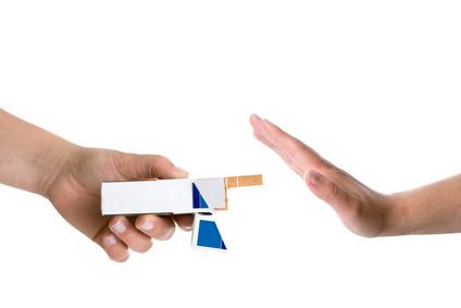Fumer empêche de grossir