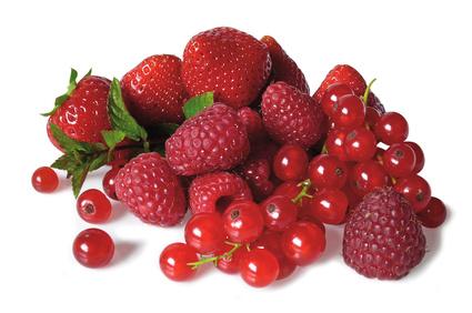 Une recette de fruits rouges aux huiles essentielles !