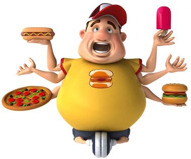 Le stress et les calories