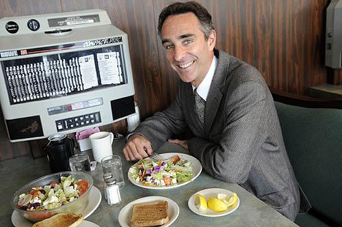 David Servan Schreiber : la nutrition pour la santé