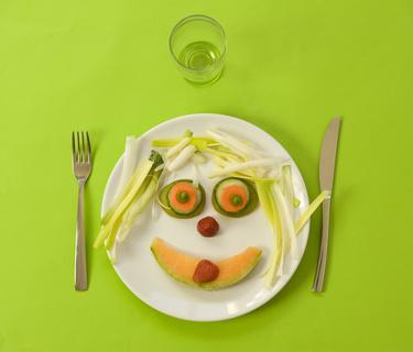 Mangez équilibré !