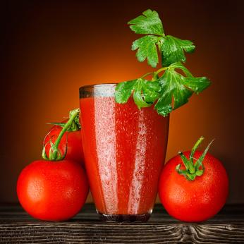 Du jus de tomates contre nos graisses !