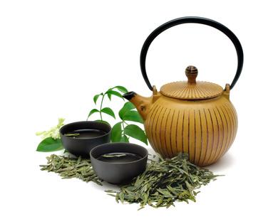 Zoom sur le thé vert