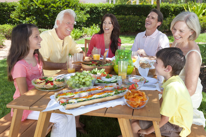 Rien ne vaut les repas en famille  !